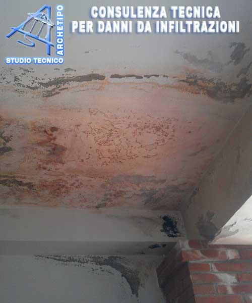 Risarcimento danni da infiltrazioni d acqua confortevole - Diritto di abitazione su immobile in comproprieta ...