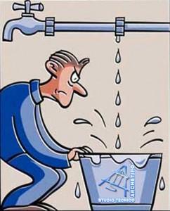 risarcimento danni infiltrazioni acqua condominio