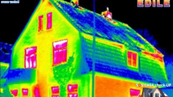 TERMOGRAFIA INFRAROSSO: Perizia Termografica Analisi termografiche al costo