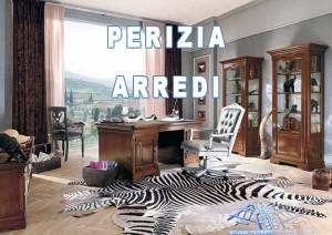 Perizia arredi mobili forniture