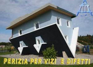 perizia per vizi difetti casa