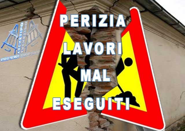 Come contestare la cattiva esecuzione dei lavori edili