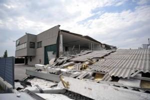 terremoto verifica capannoni antismici