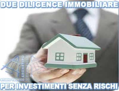 DUE DILIGENCE IMMOBILIARE: una due diligence tecnica per scegliere l'investimento e prevenire le liti legali