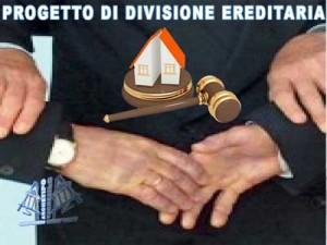 divisione ereditaria