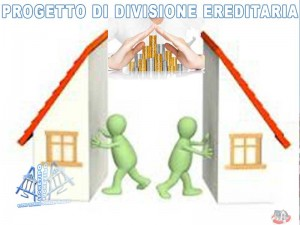 Come dividere in quote l'eredità