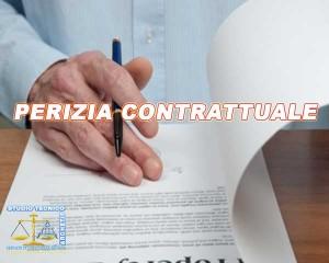 perizia contrattuale