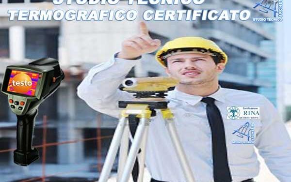 Studio Tecnico Termografico Certificato