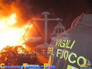perito di parte per il risarcimento danni da incendio