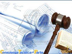 perizia di consulenza tecnica d'ufficio fasi della Contestazione perizia del CTU