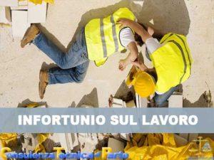 Ingegnere pertito esperto per Perizia sulla Dinamica di un infortunio sul lavoro