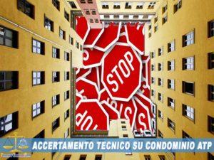Consulente Tecnico per Accertamento Tecnico Preventivo in condominio