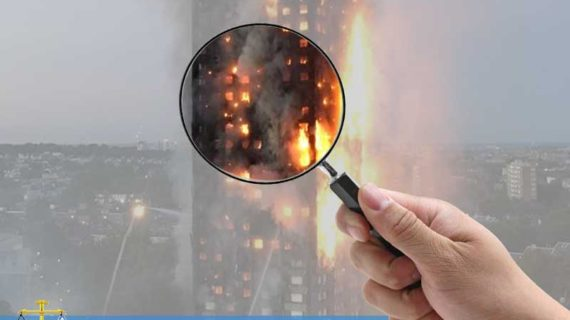 Perito per INCENDIO: Fire Investigation