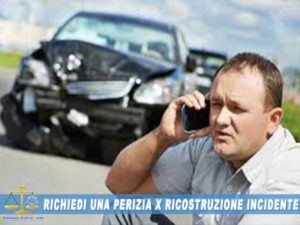 perizia per incidente stradale